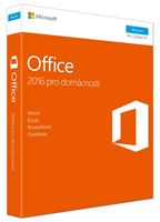 Obrázek Microsoft Office 2016 pro studenty a domácnosti Win CZ