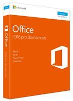 Obrázek Microsoft Office 2016 pro studenty a domácnosti Win EN