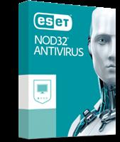 Obrázek ESET NOD32 Antivirus pro Desktop, 3 zařízení, 2 roky, obnovení licence, elektronicky