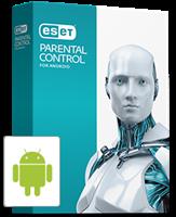 Obrázek ESET Parental Control pro Android, 3 roky, obnovení licence, elektronicky