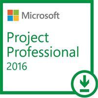 Picture of Microsoft Project Pro 2016 Win, elektronicky