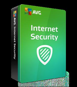 Obrázek AVG Internet Security , 1 licence, 1 rok, SN Email, elektronicky, nová