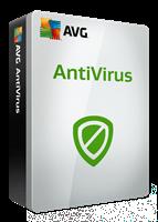 Obrázek AVG Anti-Virus, 1 licence, 2 roky, SN Email, elektronicky, nová