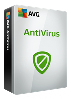 Obrázek AVG Anti-Virus, 1 licence, 1 rok, RK Email, elektronicky, obnova