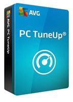 Obrázek AVG PC TuneUp, 7 licencí, 2 roky, LN Email, elektronicky, obnova