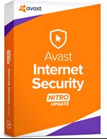 Obrázek Avast Internet Security, 3 zařízení, 1 rok
