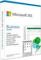 Obrázek Microsoft 365 Business Standard Retail CZ - předplatné na 1 rok - se slevou 300 Kč