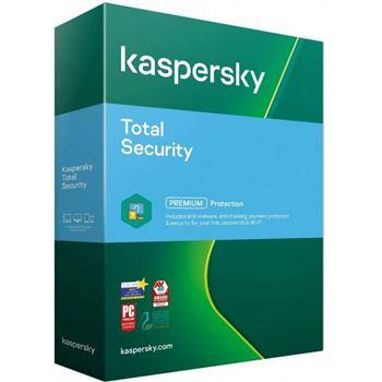 Obrázek Kaspersky Total Security CZ, 5 zařízení, 1 rok, obnovení licence, elektronicky