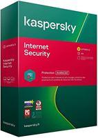 Obrázek Kaspersky Internet Security, 10 zařízení, 2 roky, obnovení licence, elektronicky